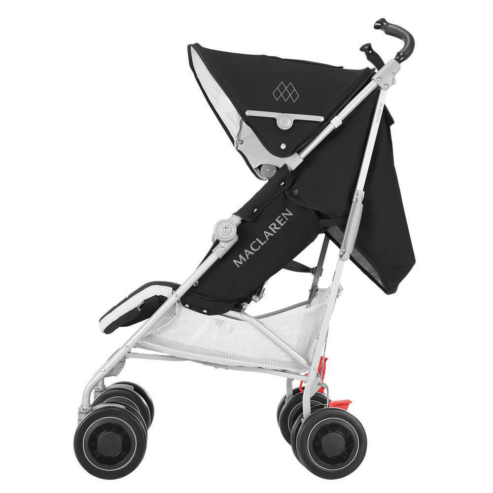 Maclaren techno xt negro plata sillitas for Cochecitos bebe maclaren precios
