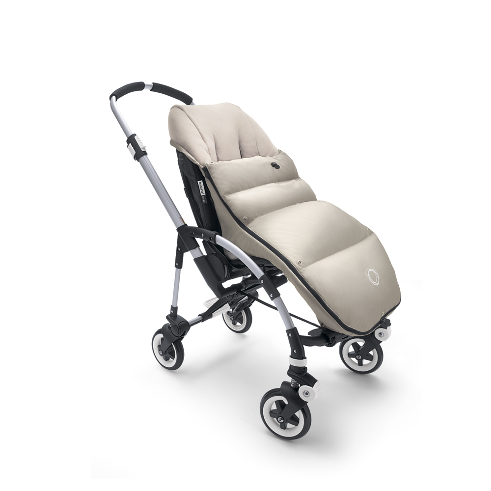 Bugaboo saco de silla alta calidad gris rtico for Silla bugaboo bee 5