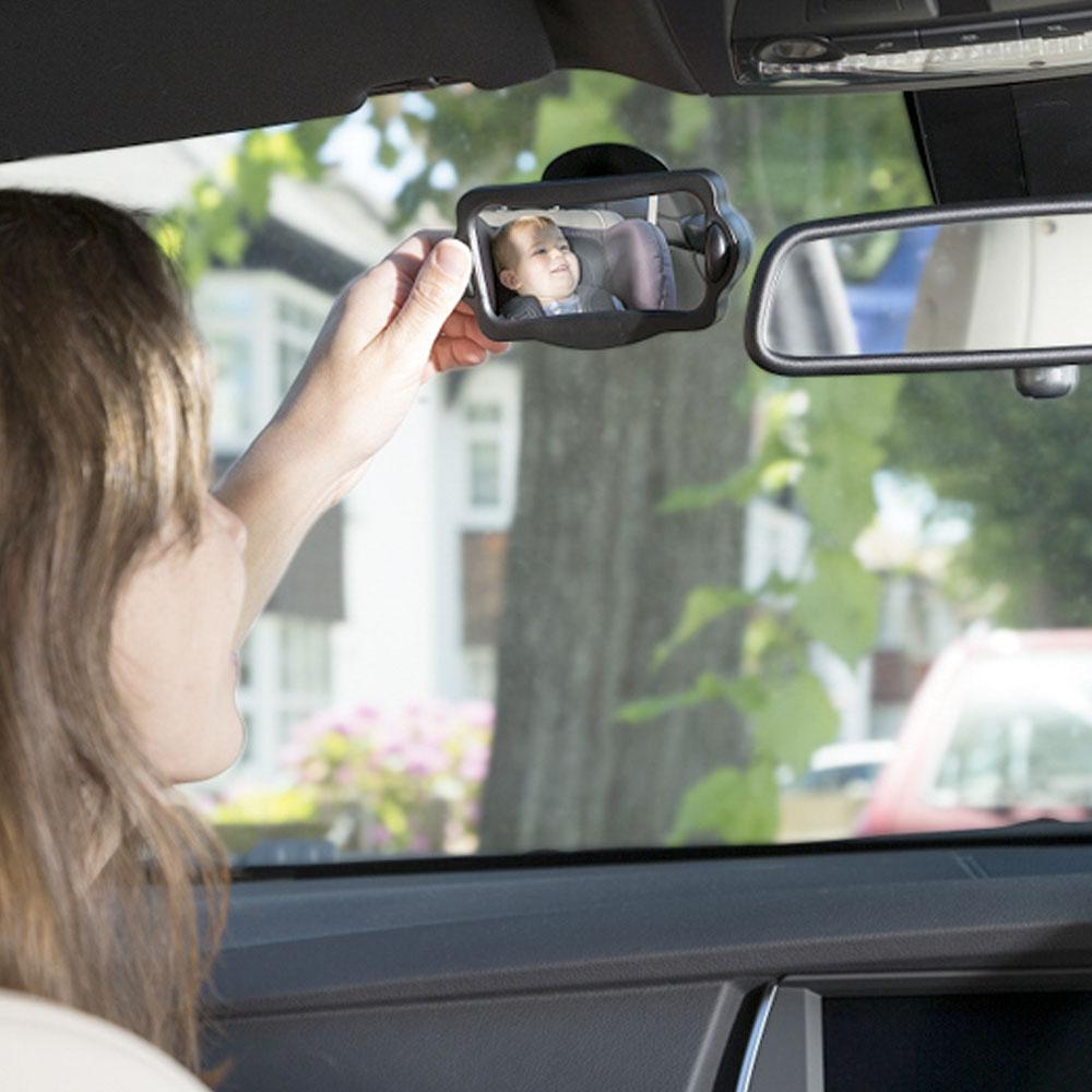 Espejo retrovisor para coche de viaje salir de - Espejo de viaje ...